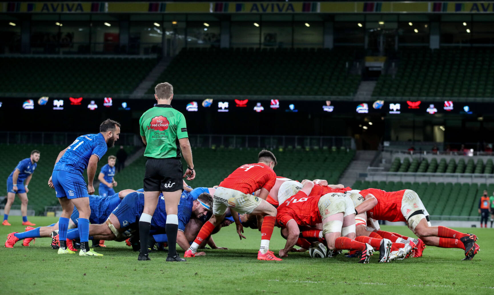 Guinness PRO14 Preview: Munster v Leinster