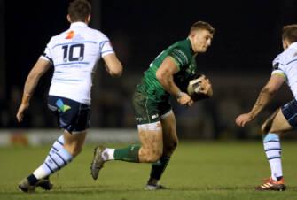 Connacht Make Sevens Changes For Ospreys Game