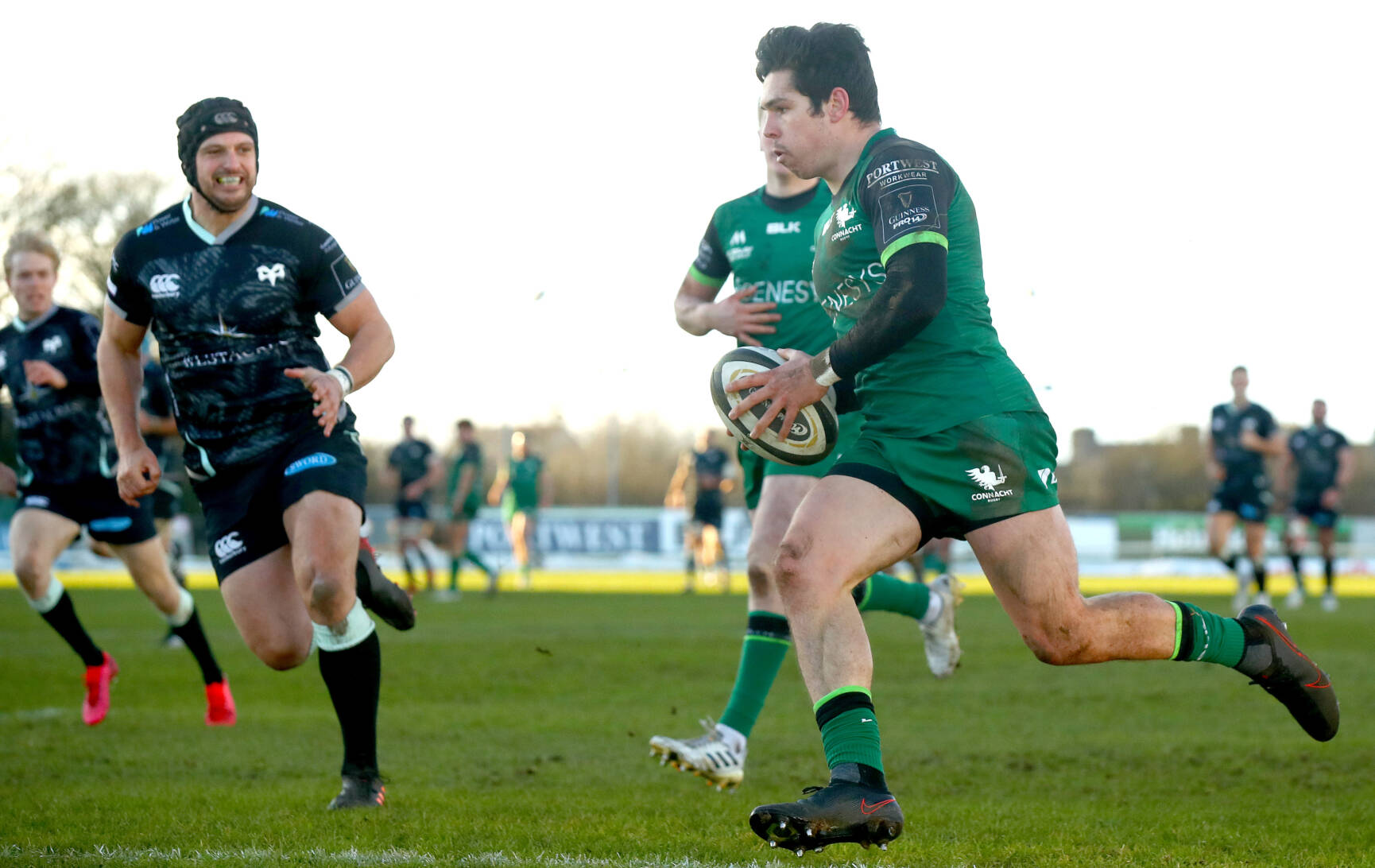 Connacht Lose Momentum As Ospreys Triumph In Galway
