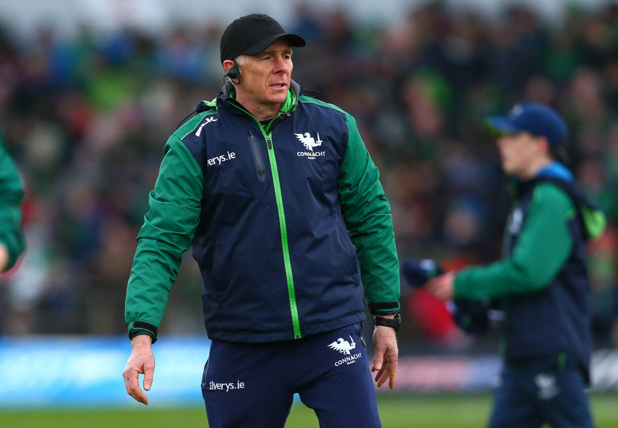 Friend To Continue As Connacht Coach With New Two-Year Deal