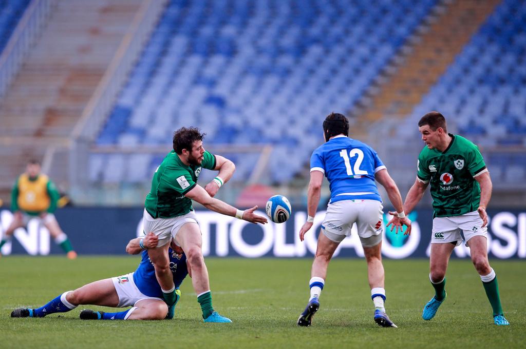 Ireland Squad Update Ahead of Second Six Nations Mini Camp