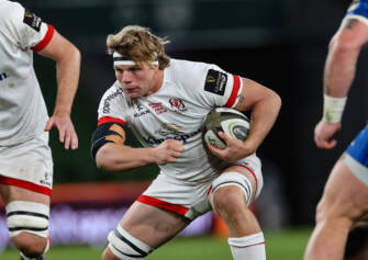 Murphy To Captain Ulster For First Time