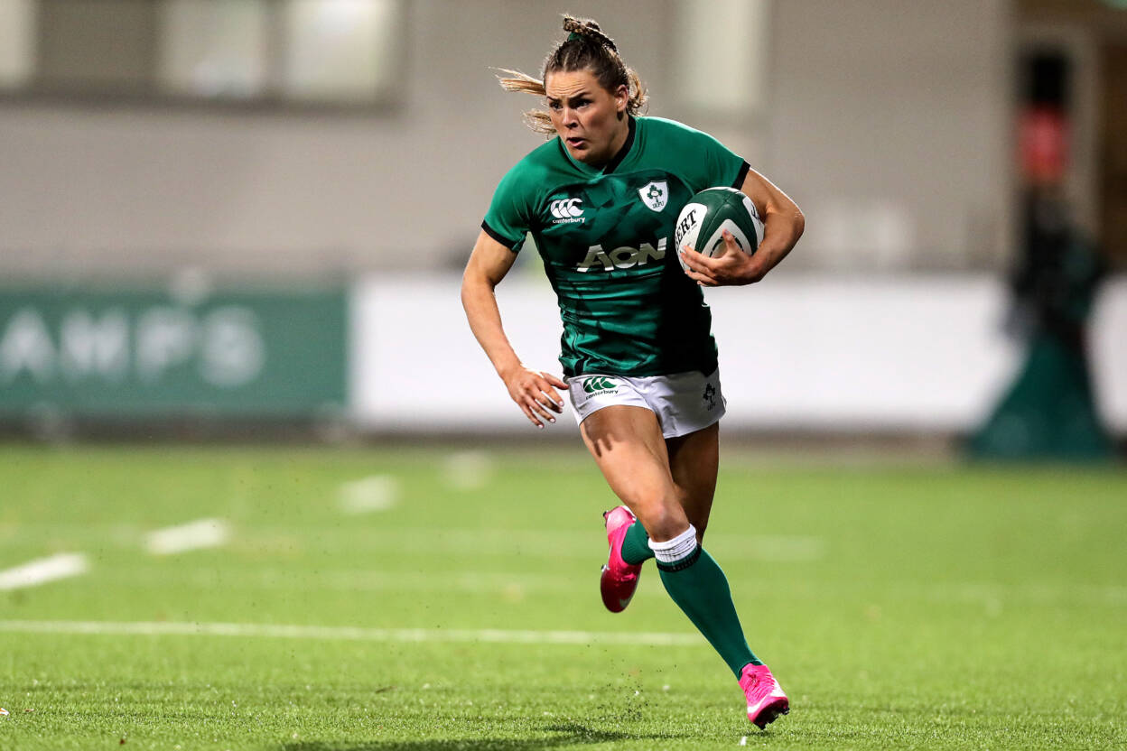 Age Grade Development Playing Key Role In Women's Rugby