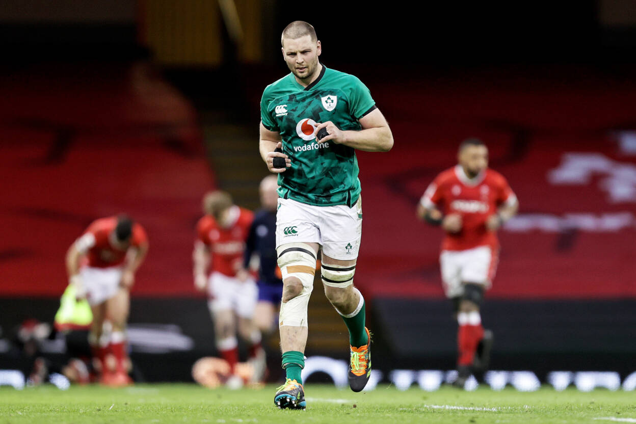 Henderson Leading From The Front As Ireland Prepare For Italian Job