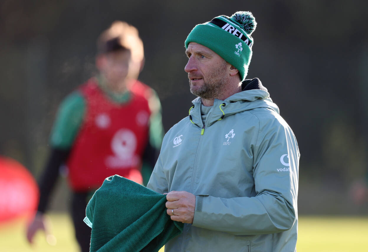 Catt: We've Got To Get Our Finishing Right For Italy