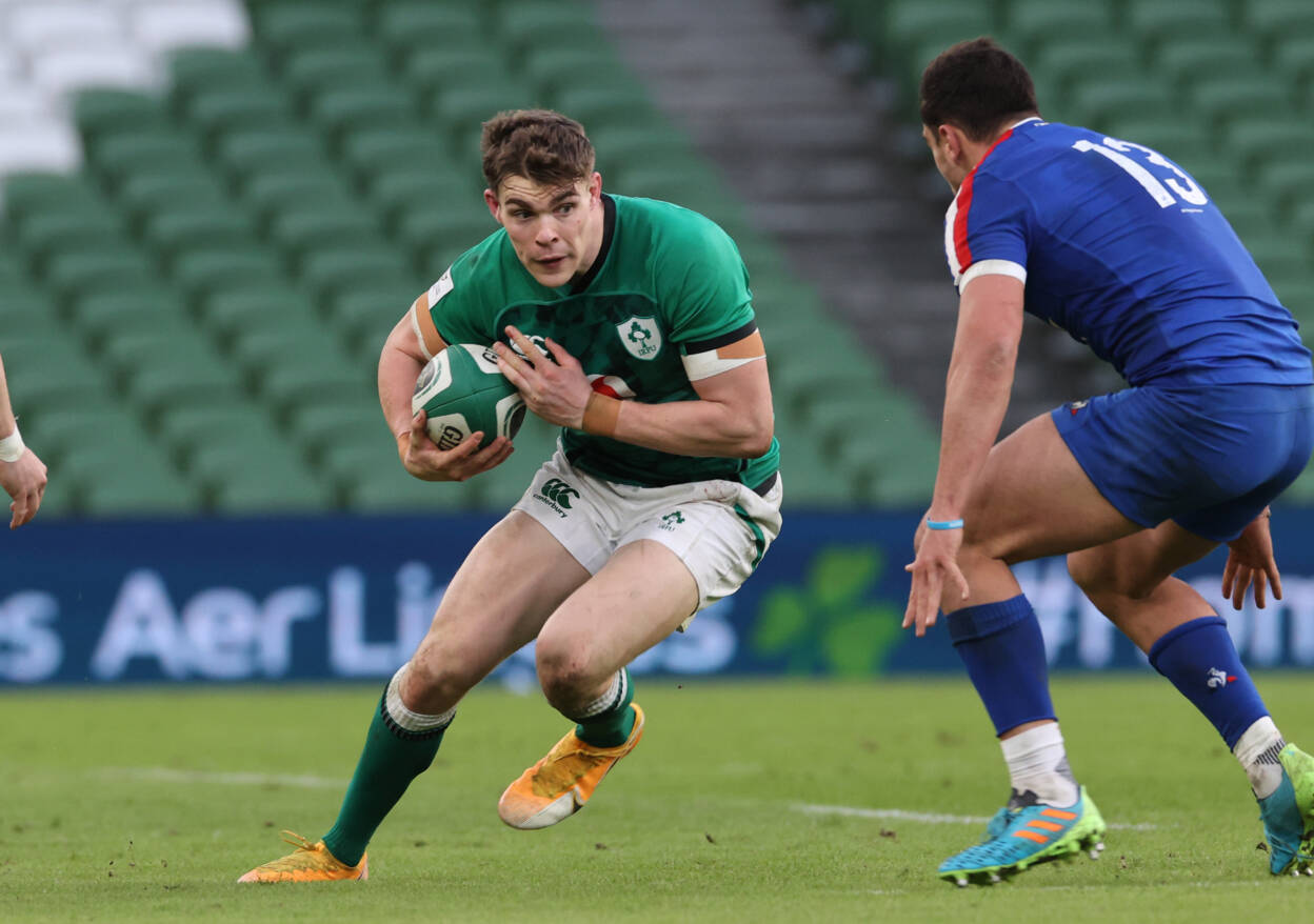 Lessons Learned, Ringrose Aims For Roman Conquest