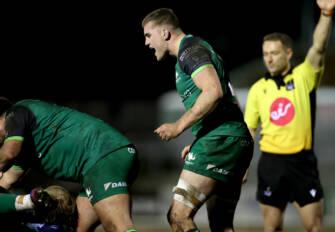 Dowling Gets First Start As Connacht Target Third Straight Win