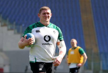 John Fogarty Looks Ahead To Italy Challenge