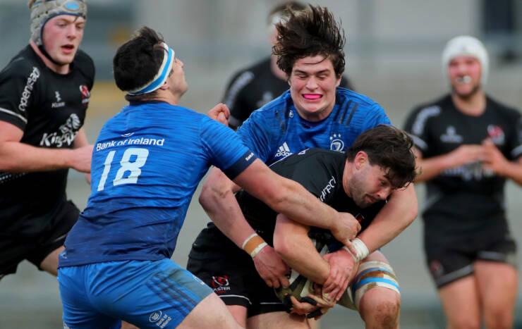 Soroka Poised For Leinster Debut Against Glasgow