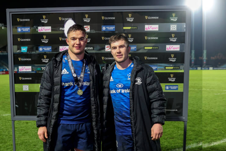 Penny Shines As Six-Try Leinster Wear Down Warriors