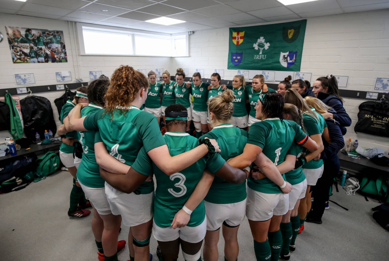 Ireland Women's Rugby Podcast To Run During Six Nations