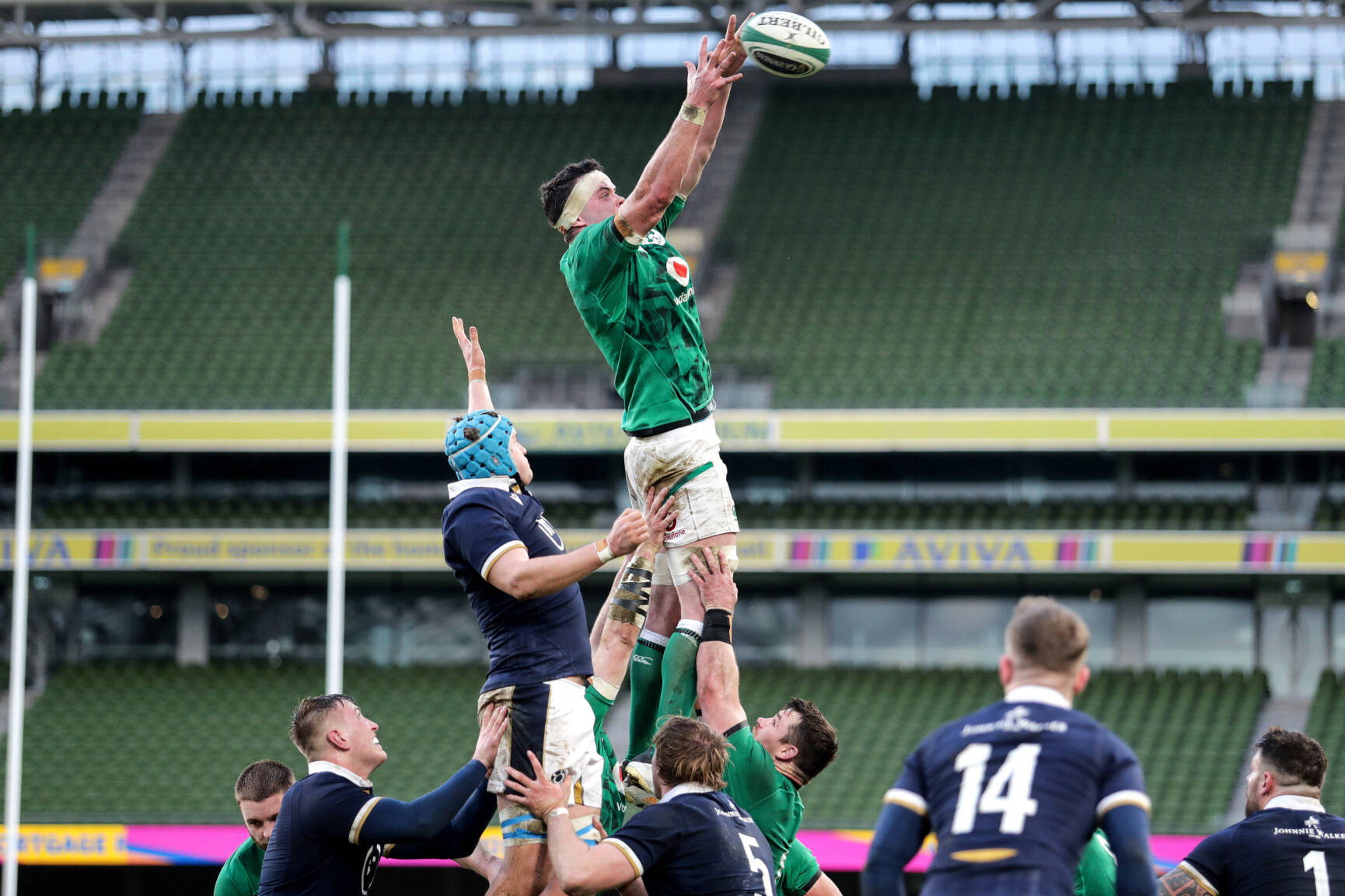 Guinness Six Nations: Scotland v Ireland Match Centre