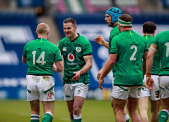 Ireland Secure Late Guinness Six Nations Win At Murrayfield