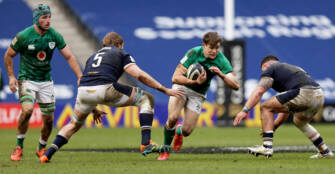 Ringrose: Playing With Robbie, It's Like Having An Extra Centre Out There