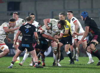 Ulster Cut Loose In Second Half To Run Seven Tries Past Zebre