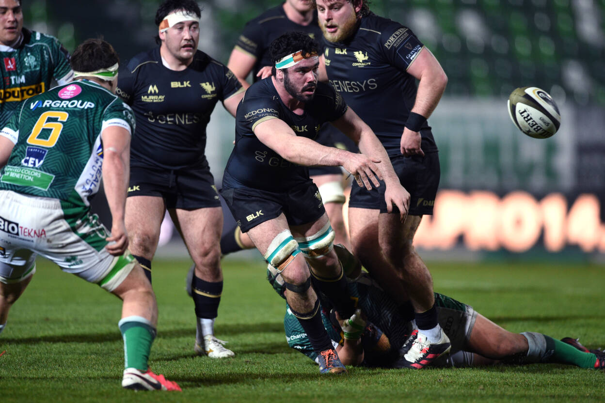 Boyle Leads Connacht For Tigers Test