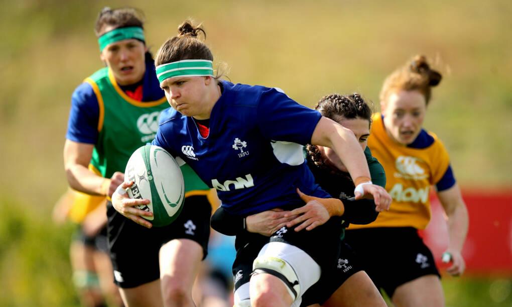 Ireland Tune Up Towards Women's Six Nations Opener