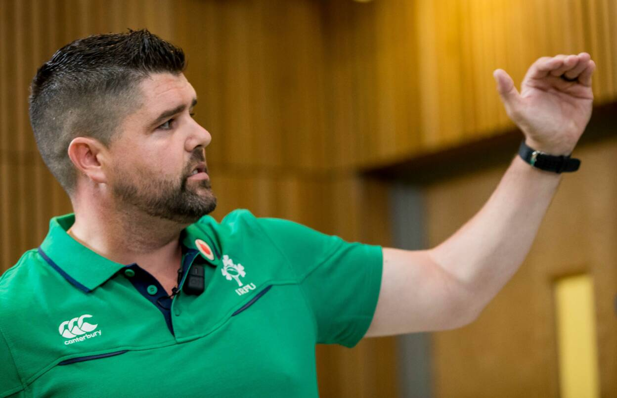 Getting Better at Getting Better – IRFU Athletic Performance Leadership Group Discussion