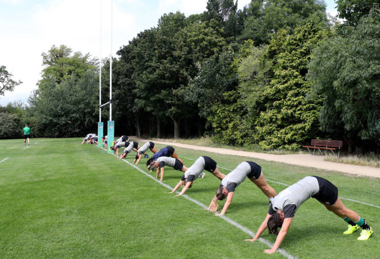 New #ReadyForRugby Support Webinars To Help Clubs & Schools Prepare To Perform