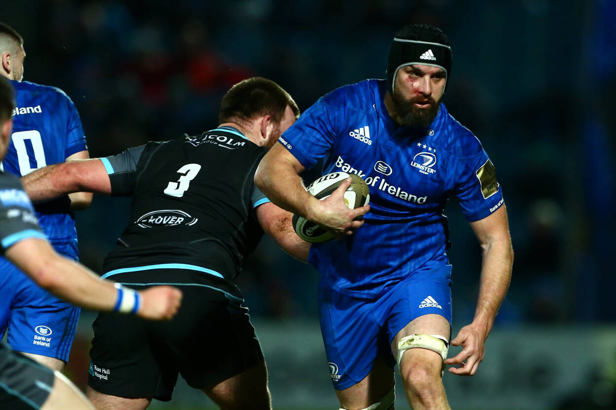 Leinster Make One Change For Exeter Clash