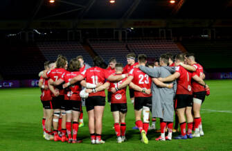Ulster Unchanged For Challenge Cup Quarter-Final