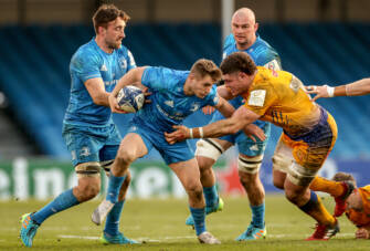 Leinster Weather Early Storm To Knock Out Champions