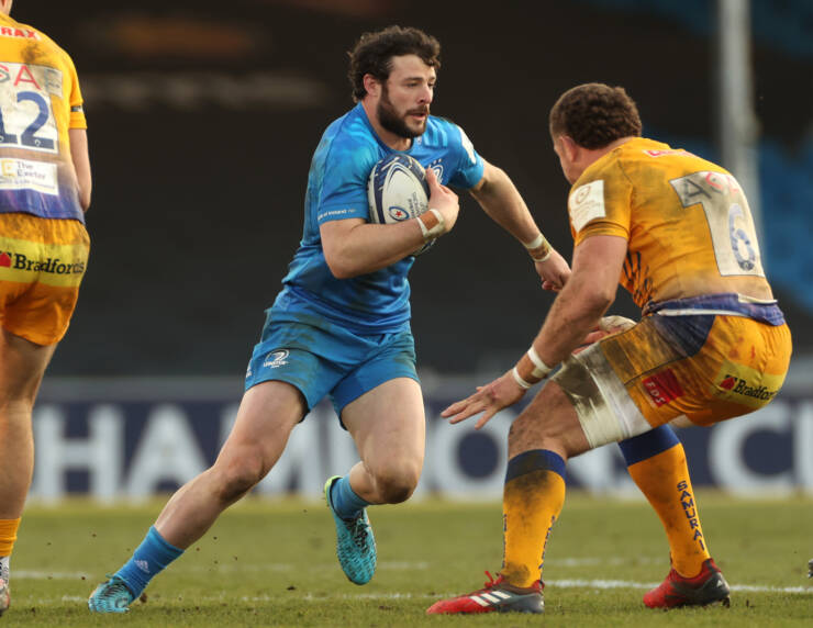 Leinster And Ulster Face Away Games In European Semi-Finals