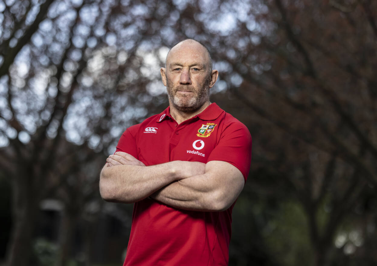 Leinster's McBryde To Coach Lions Forwards