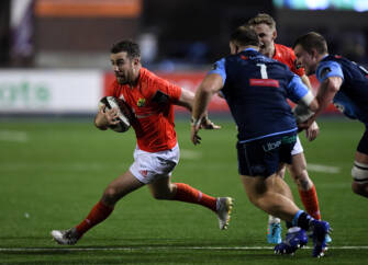 Hanrahan Wins Guinness Pro14 Try Of The Season
