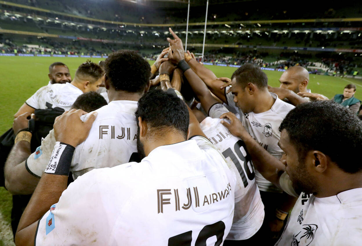 IRFU Confirm Fiji Tour Cannot Go Ahead