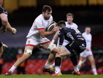 Ulster Make Five Changes For Semi-Final Against Leicester