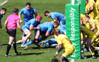 Leinster's Champions Cup Bid Ended By Powerful La Rochelle