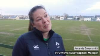 Women In Rugby: Amanda Greensmith