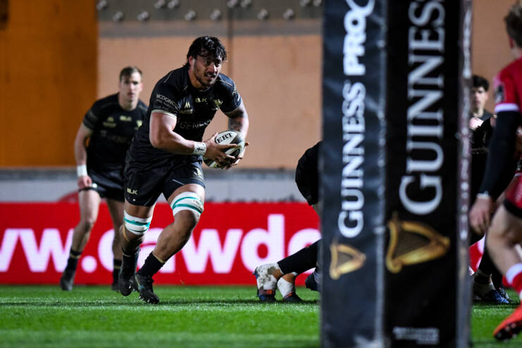 Papali'i Extends Connacht Stay