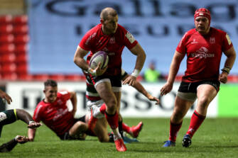 Addison In Midfield For Ulster's Trip To Munster