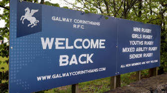 #ReadyForRugby: Galway Corinthians Up And Ready