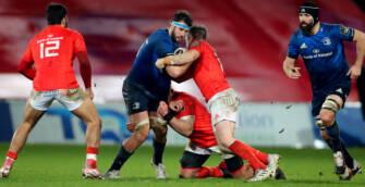 Doris And O'Brien Return To Leinster Line-Up