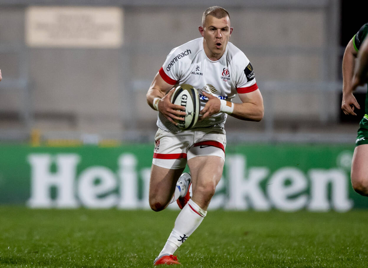 Ulster Lose Addison To Four-Week Suspension