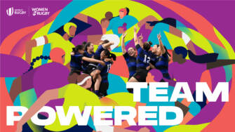 The new Women in Rugby campaign from World Rugby