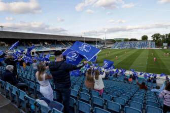 Leinster Serve Up Bonus Point Win For Returning Fans