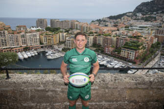 Dardis Ready To Lead Ireland Into Long-Awaited Olympic Qualifier