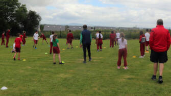 An #AldiPlayRugby Experience For Monaleen NS