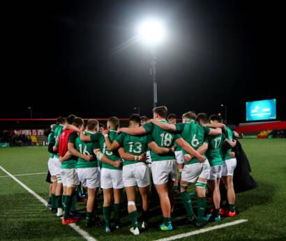 Under-20 Six Nations: Scotland Under-20s v Ireland Under-20s