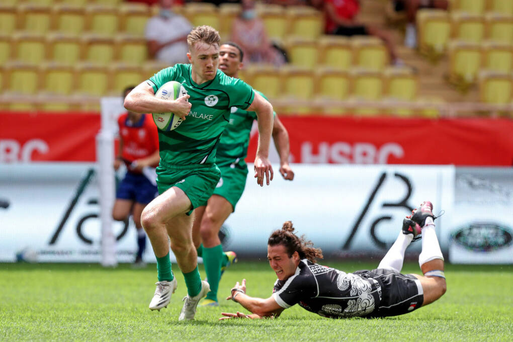 Ireland Sevens Kick Off Olympic Qualifier With Three Wins