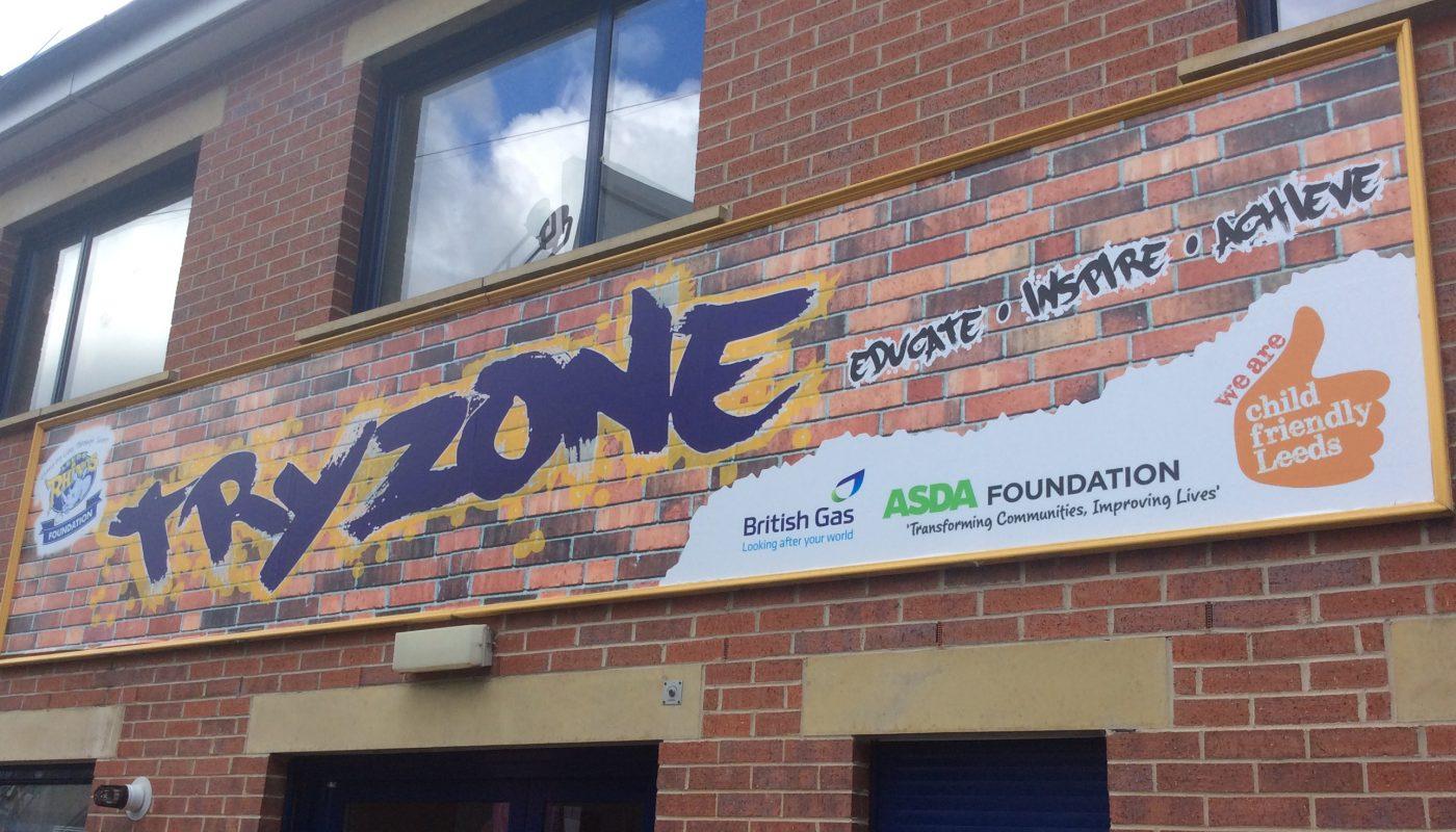 Tryzone Group Enjoy Animation And Film Making Workshop Leeds Rhinos Foundation