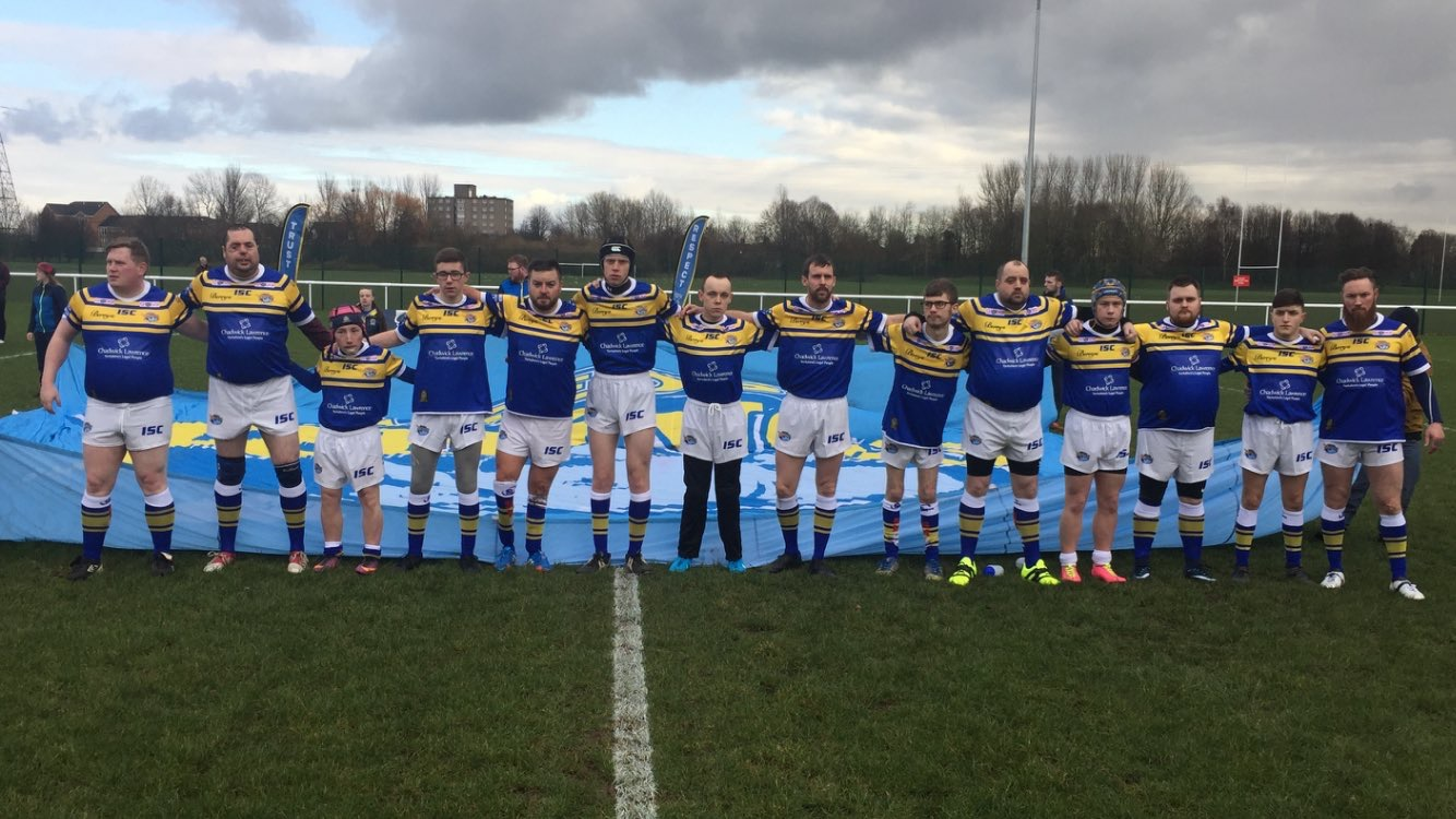 86e499d9c22 Leeds Rhinos Foundation secure victory in the UK's first PDRL game ...