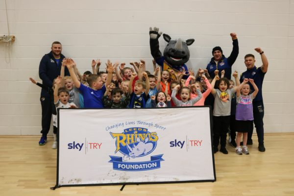 Sky Try Farnley Falcons