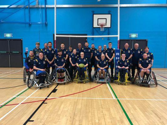 Wheelchair RL 2019