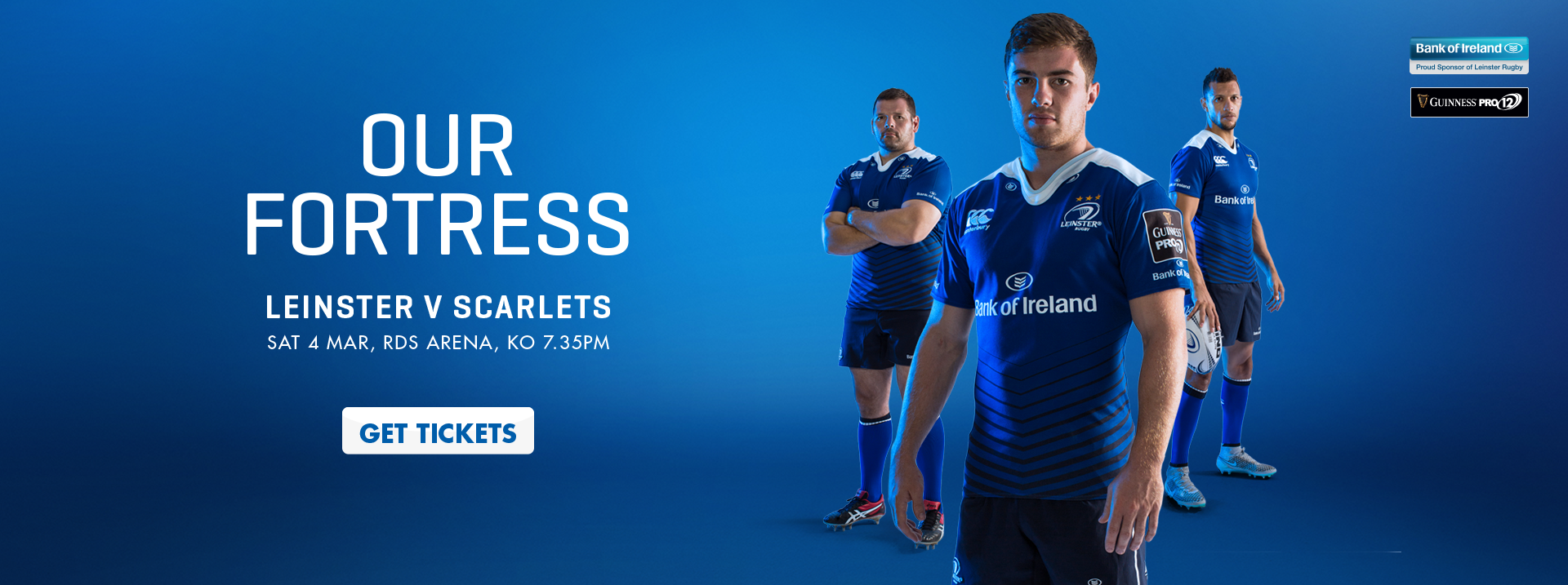 Leinster Rugby | Tickets