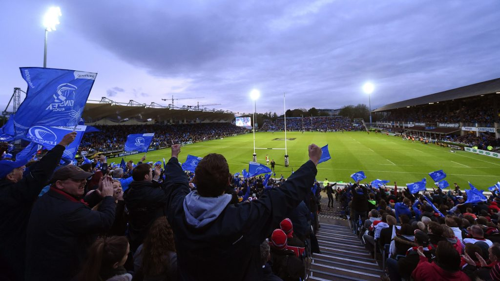 The RDS Arena